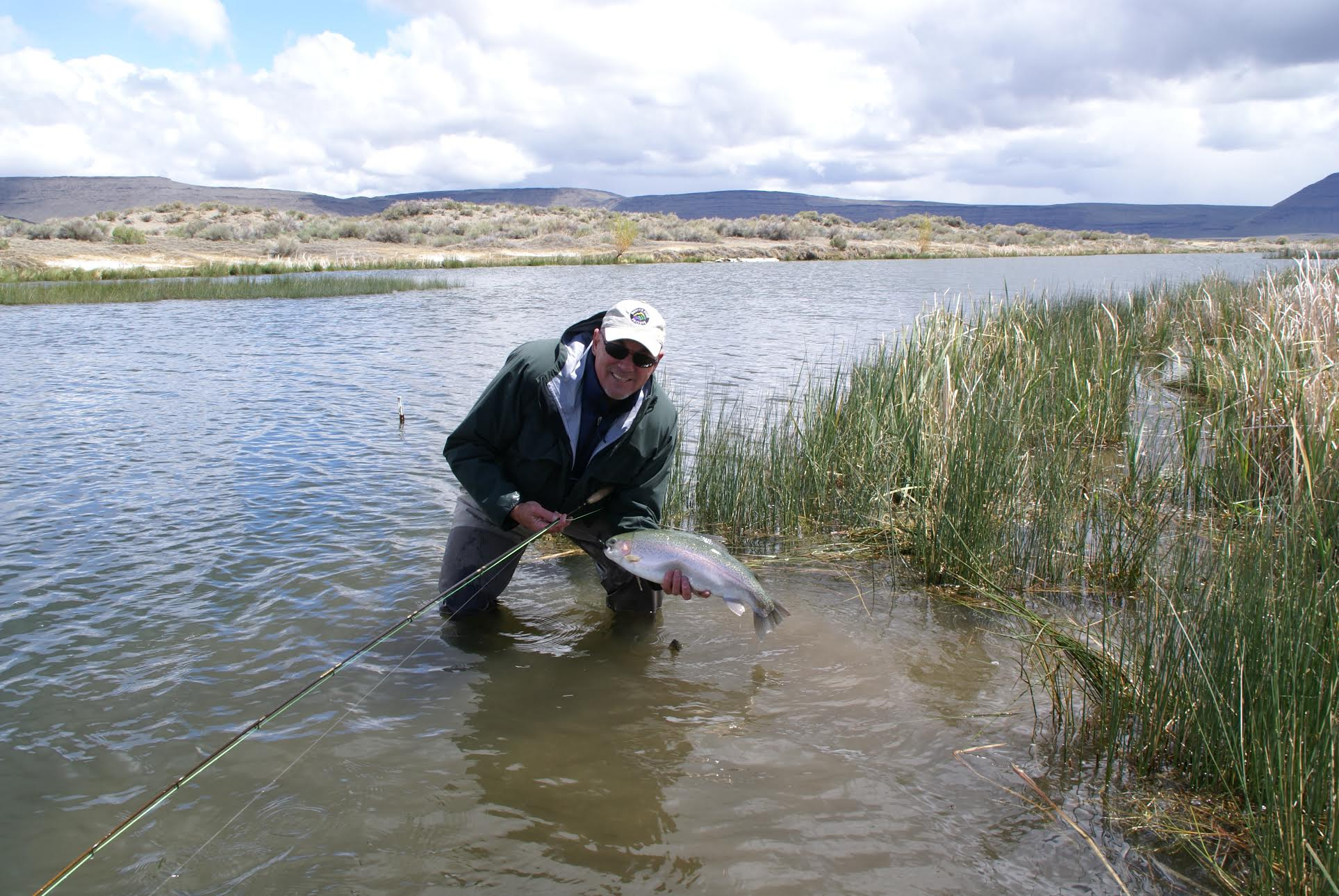 Private lakes fly fishers place for Private fishing lakes